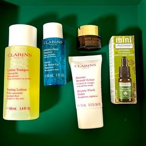 Clarins Skincare products bundle sales